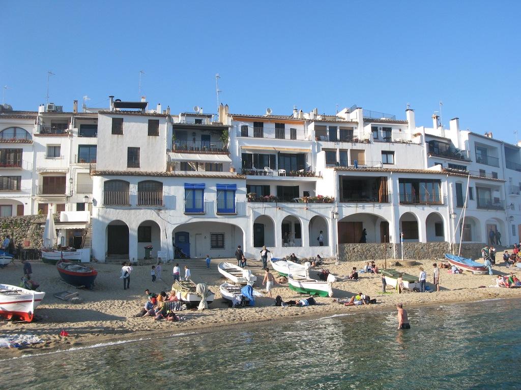 property in Calella, Costa Brava