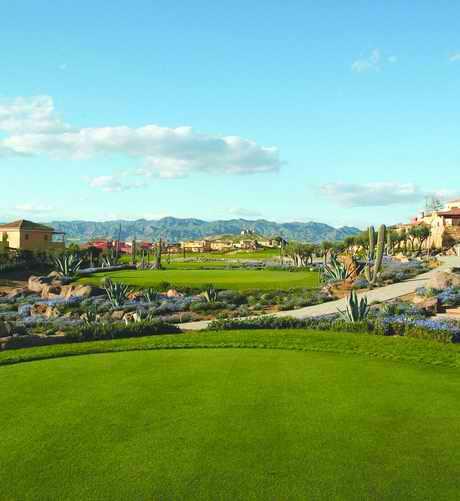 Golf Course View, Desert Springs, Almeria