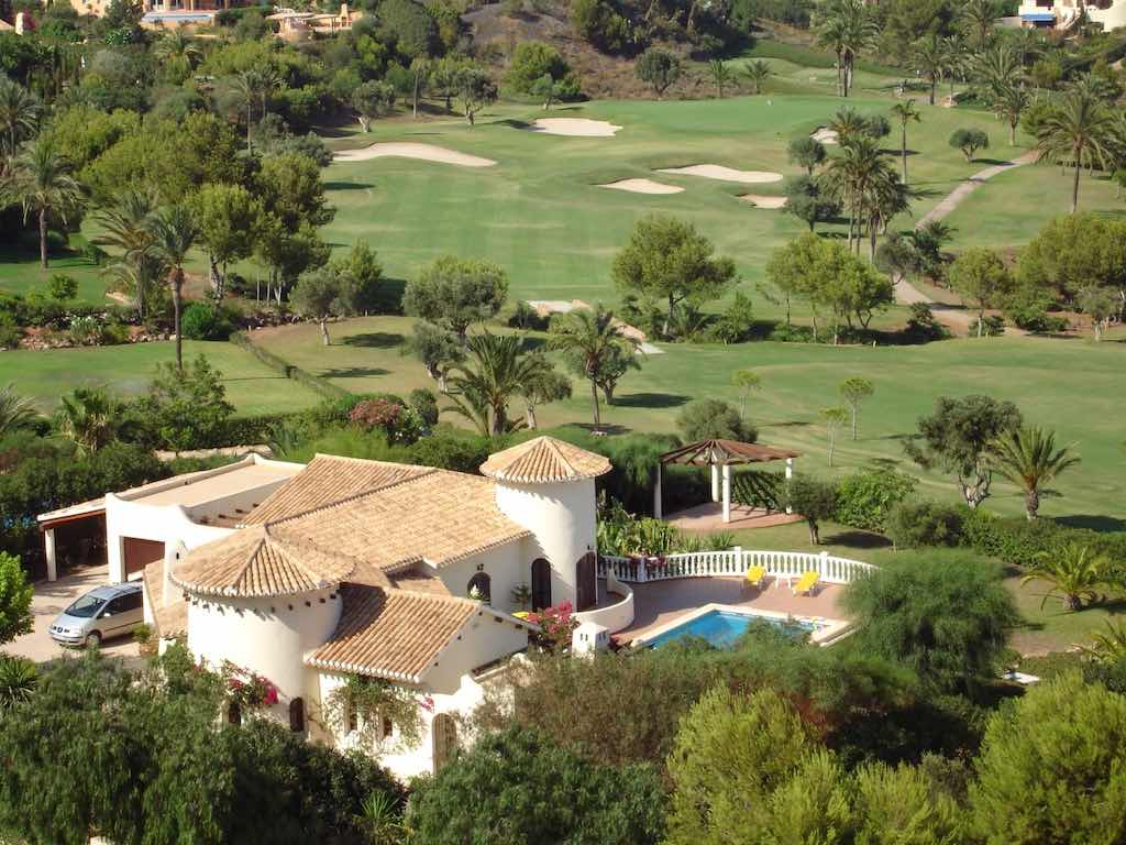 La Manga Club Murcia property market