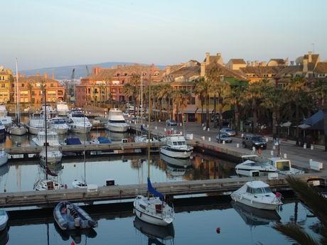 Sotogrande Marina, Andalucia