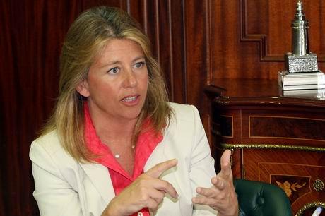María Ángeles Muñoz, Mayor of Marbella