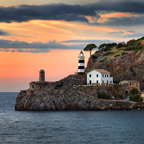 Lighthouse at Soller