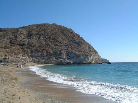 Beaches in Almeria ain't half bad