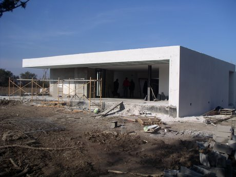Building a house in Spain
