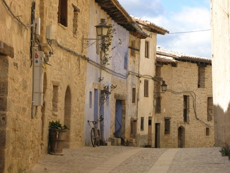 """Property in """"real Spain"""""""