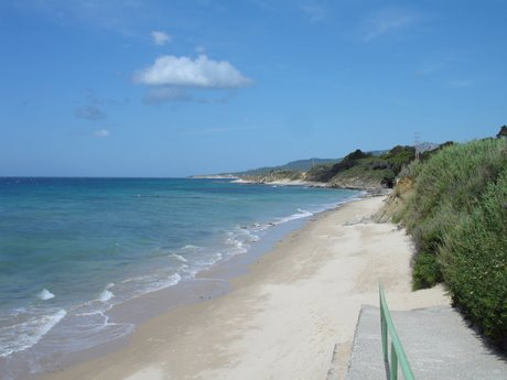 Beach at Tarifa