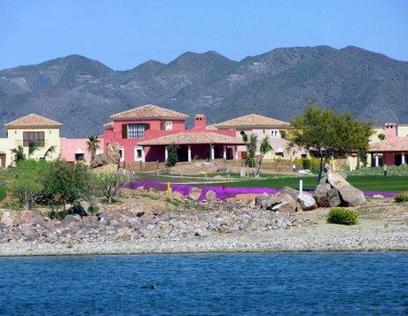 Villa at Desert Springs, Almeria