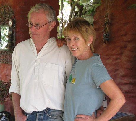 Chris and Annie Stewart