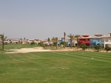 Polaris World Golf resort in Murcia