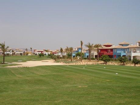 Polaris World Golf resort in Murcia