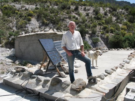 Solar power is enough for the naturally parsimonious