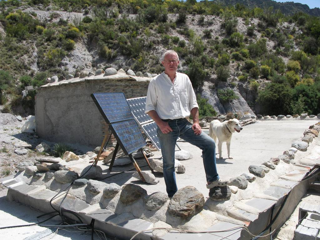 stewart valero alpujarras andalusia green renewable energy