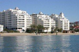 Banana Beach, Marbella, illegal by any plan
