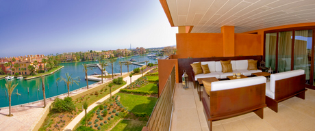 Apartment in Marina at Sotogrande, €9,000 for August