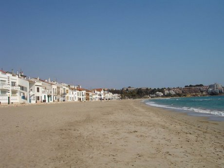 Altafulla, a nice bit of the Costa Dorada