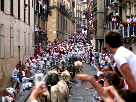 Municipal budget for San Fermin in Pamplona was 30% lower this year