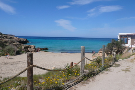 The opportunity of a decade for Prime beach locations like Cala Tarida