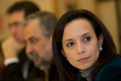 Beatriz Corredor, Minister for Housing
