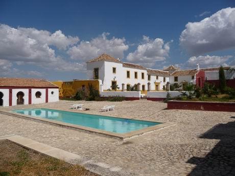 In demand, a superb rural cortijo in Antequera