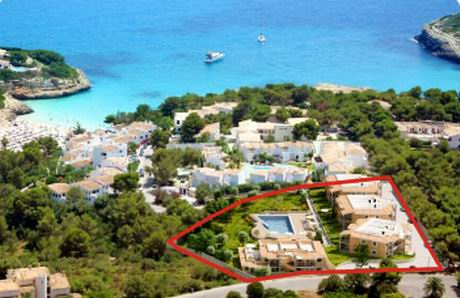 Cala Anguila new development in Mallorca by Taylor Wimpey