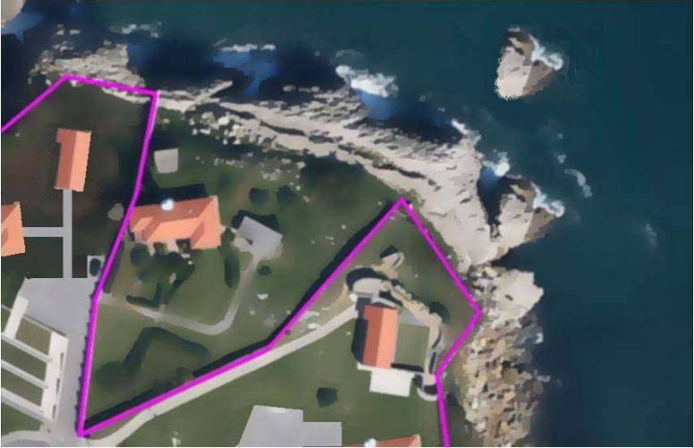 Ley de Costas - an arbitrary boundary?