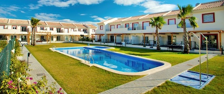 Lagunas del Sol, from Taylor Wimpey