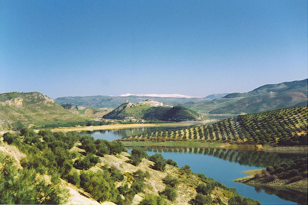 andalucia-iznajar-lake