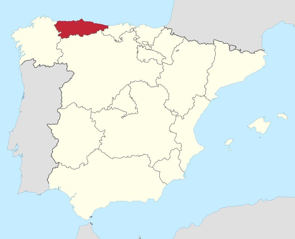 asturias-spain