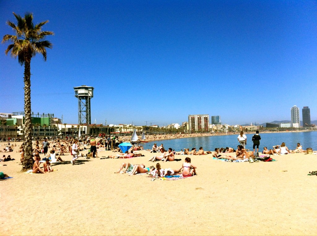 barceloneta beach property for sale