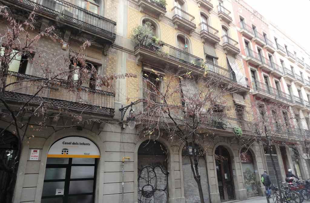 property in Raval, Barcelona