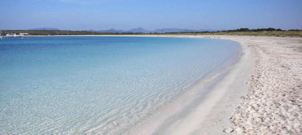 formentera beach balearics