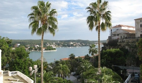 Menorca Mahon property