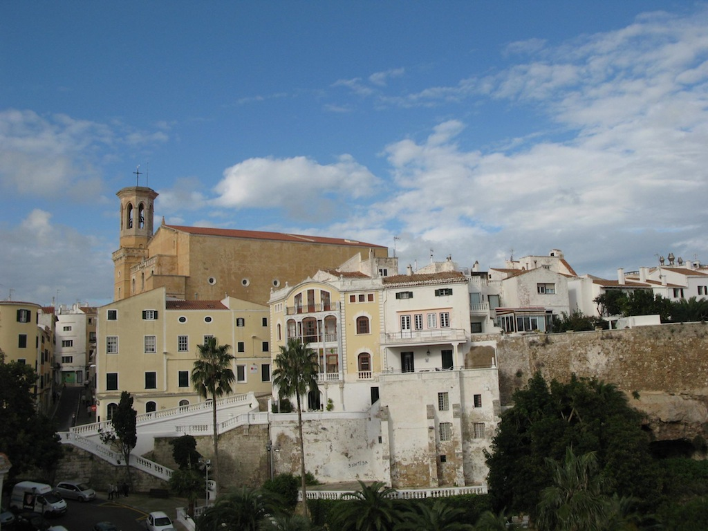 Mahon, en Menorca, offering the best occupany rates this summer