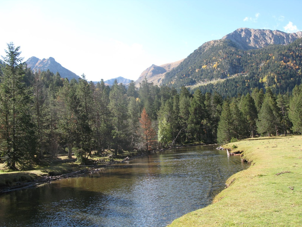 property in the Catalan Pyrenees, homes