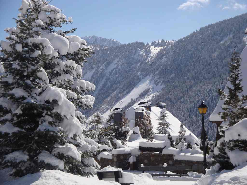 Homes in Baqueira