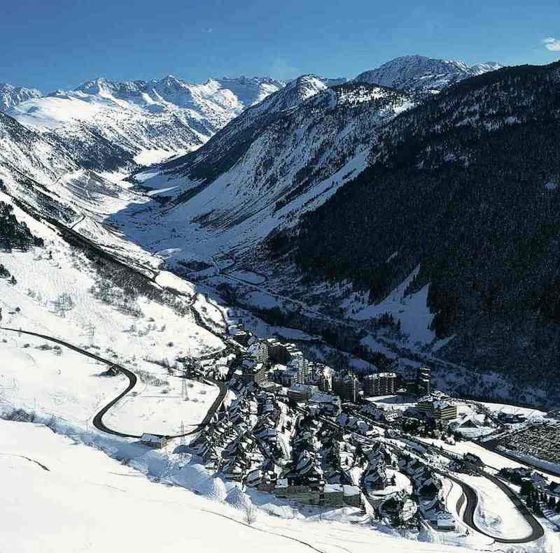 new developments in Baqueira