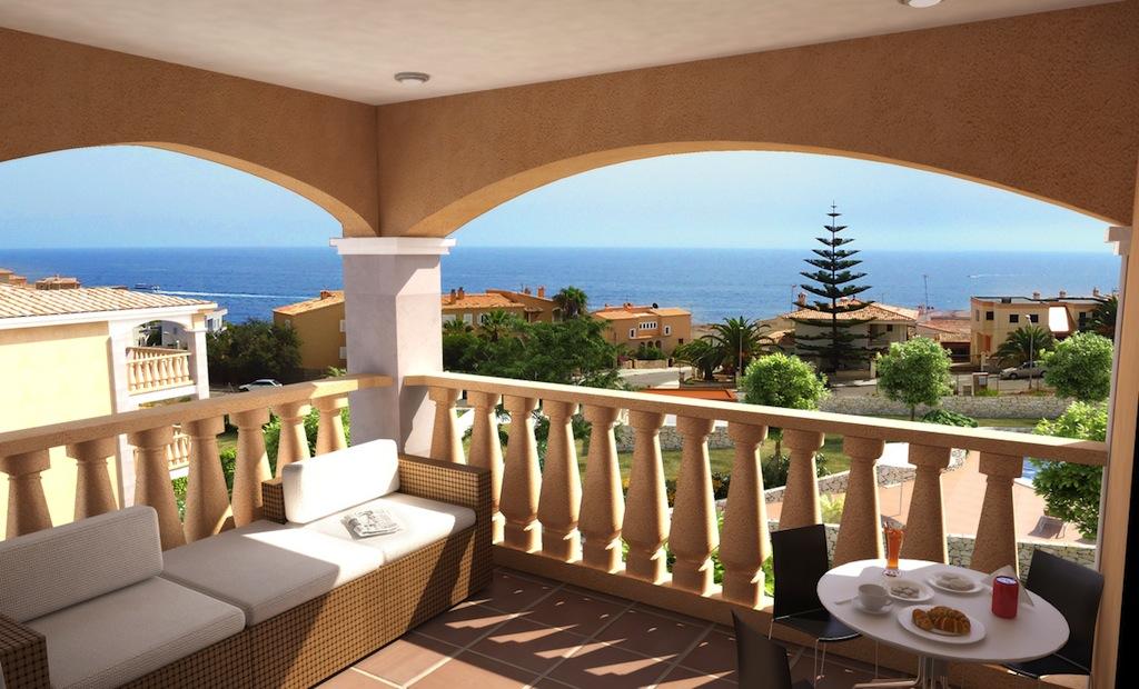Taylor Wimpey's Calla Malgrana III development in Mallorca