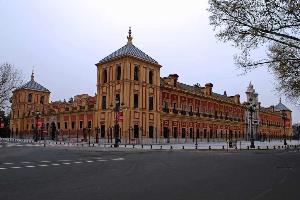 Junta de Andalucia Presidential Palace