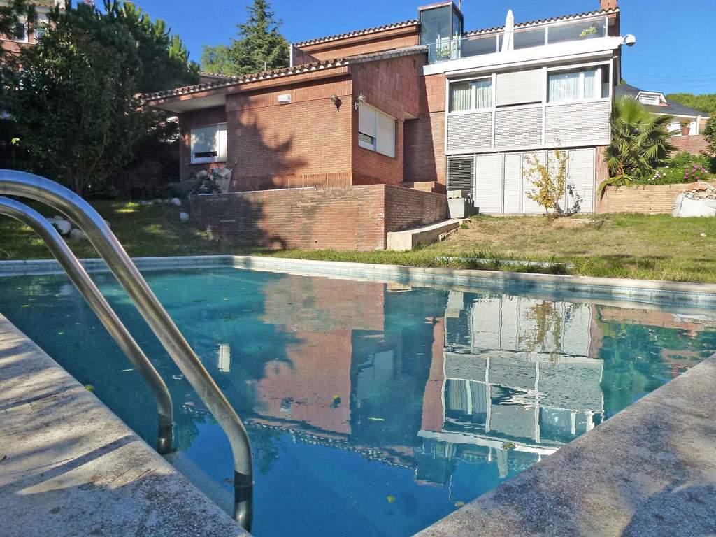 Villa for sale in Barcelona, Pedralbes