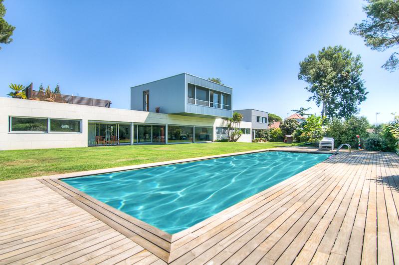 Sant Cugat designer villa for sale