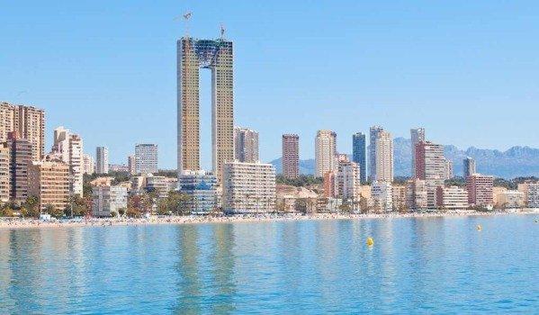 International investors target spanish property