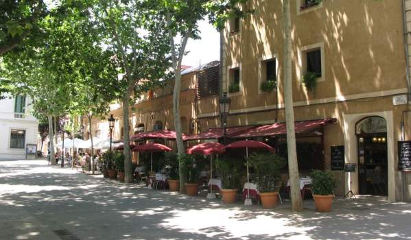 Barcelona quality of life in Sarria