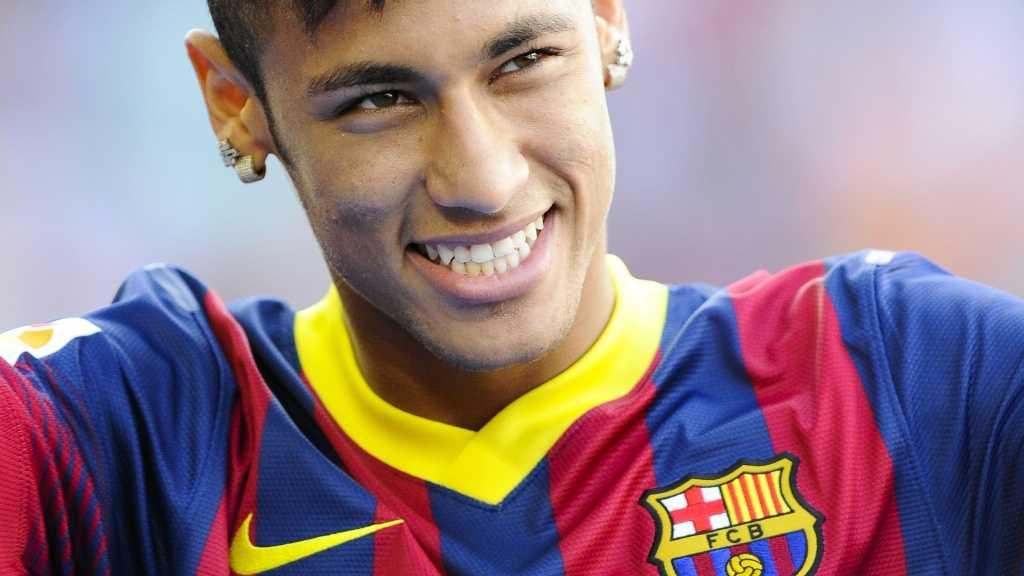 Neymar Da Silva Barcelona Pedralbes