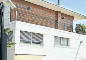 neymar da silva house in barcelona pedralbes