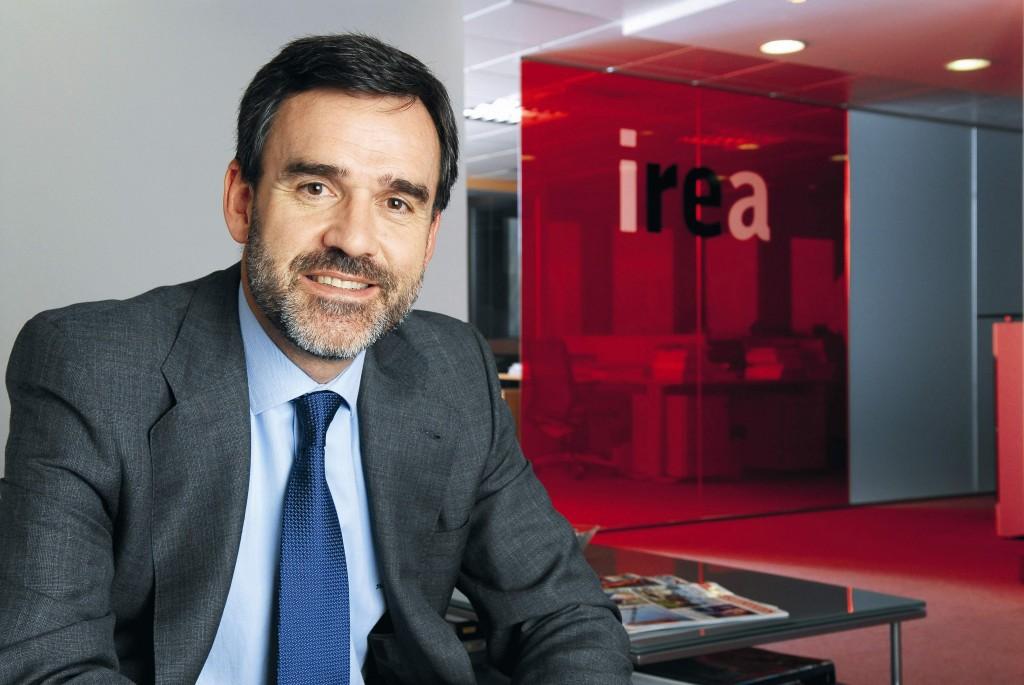 Mikel Echavarren of IREA, Spanish property expert