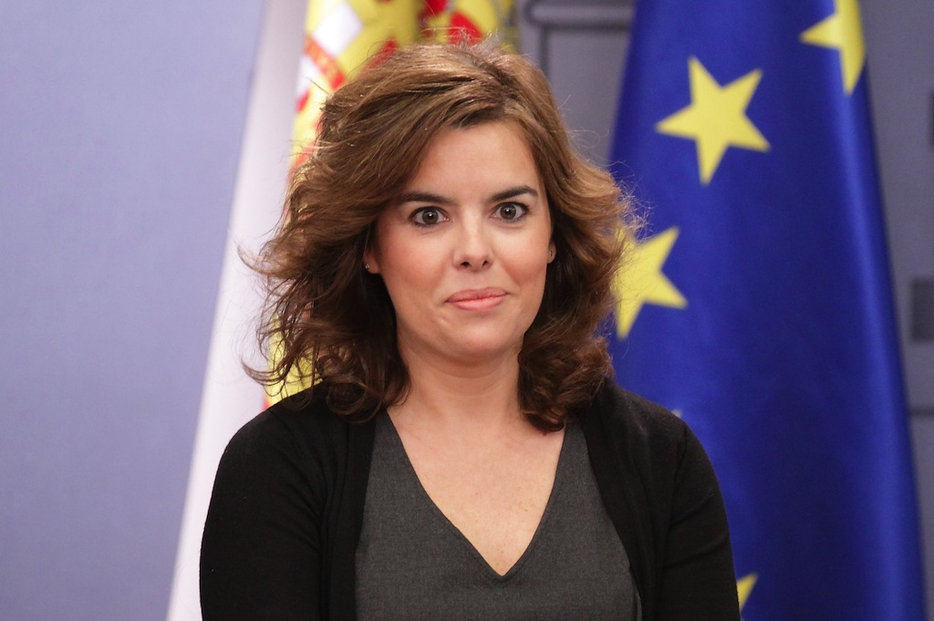 Soraya Saénz de Santamaria
