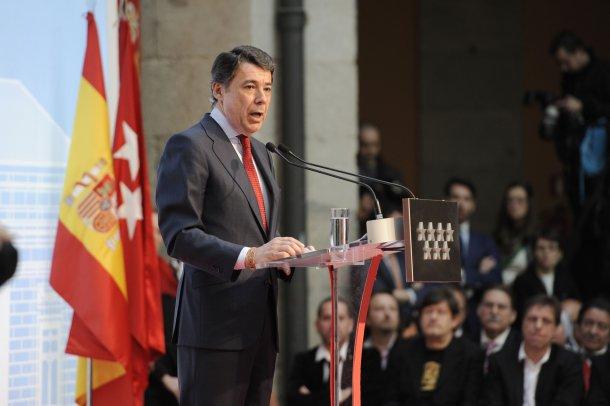 Ignacio González, President of the Madrid Region