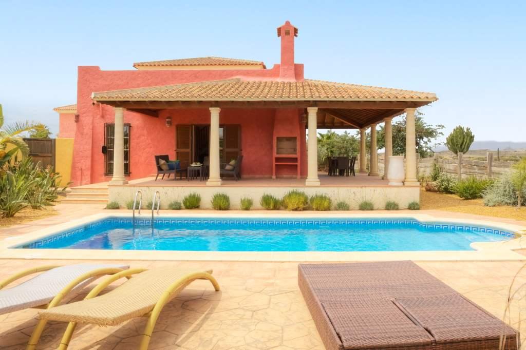 Desert Springs Almeria villa for sale