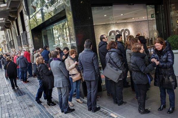Corp new development barcelona