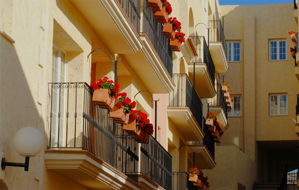 La Sirena apartments for sale in Villaricos Almeria Spain